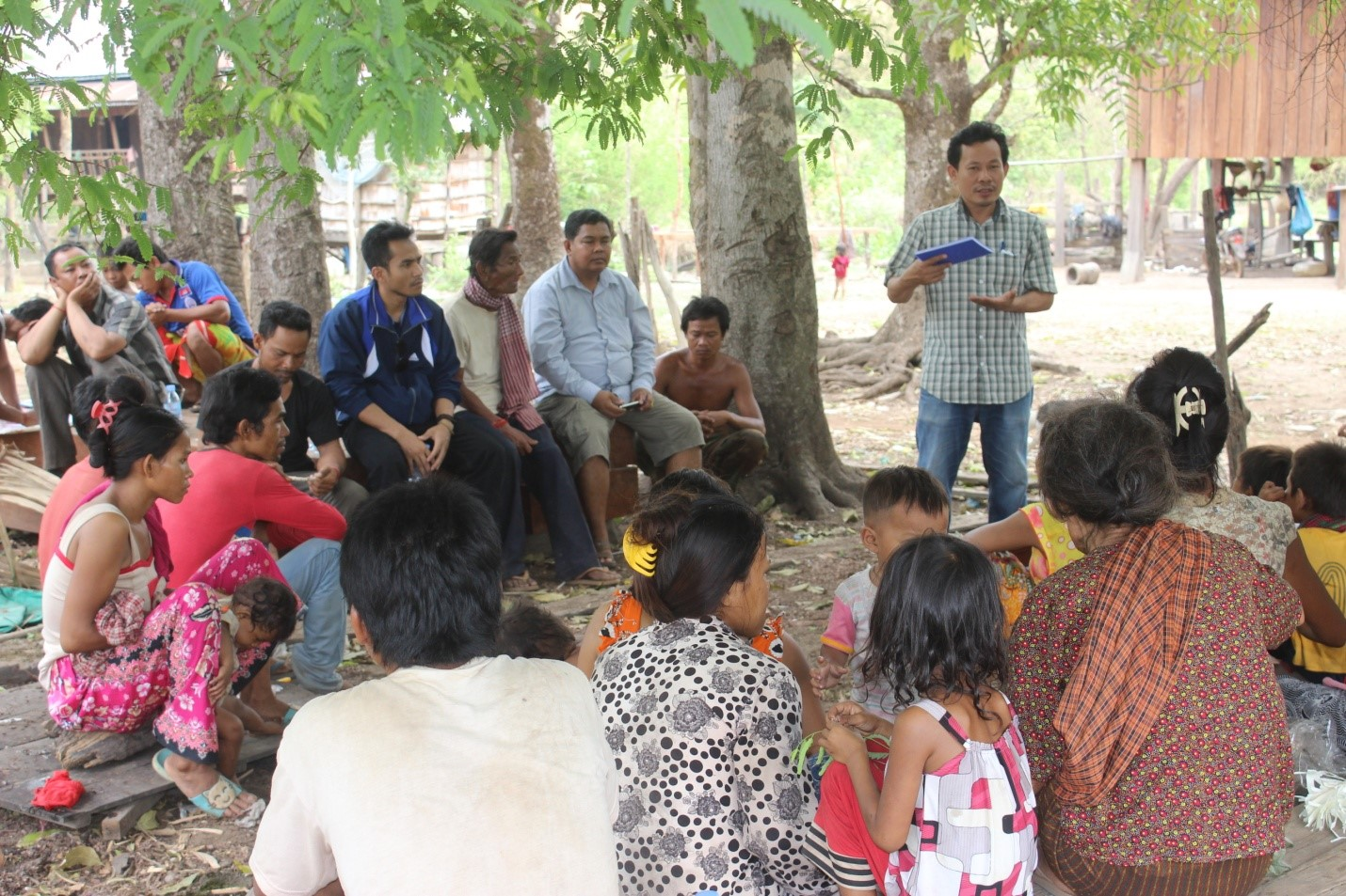 Brieft key result of field follow up cases in Pukong and Chor Char villages Mondulkiri 001