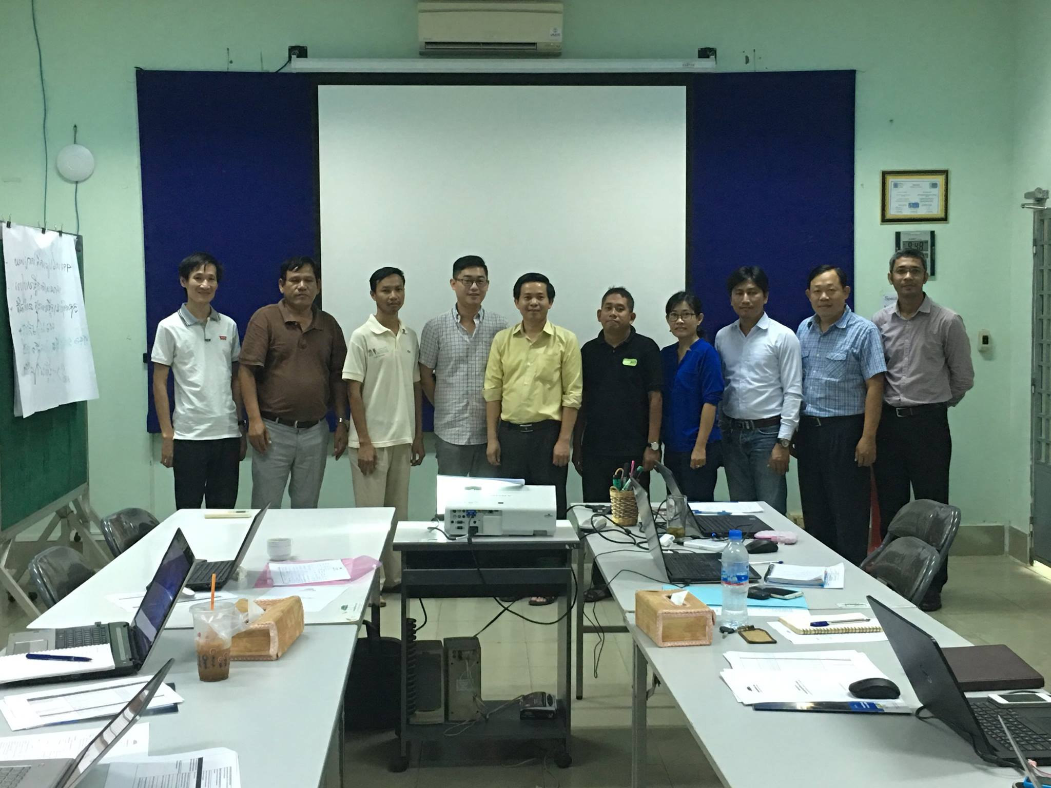CSO REDD Meeting 31oct2016 1