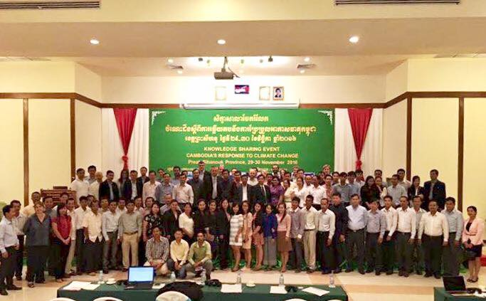 CSOs Joint Principle for Adaptation and Climate Change Response in Cambodia 001