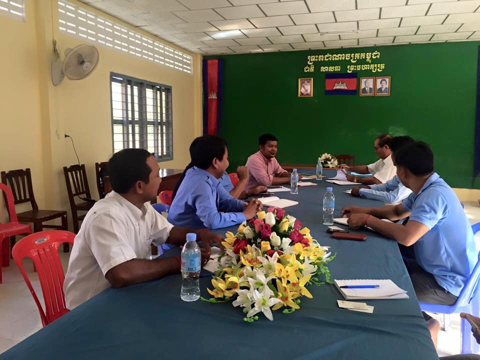 Field visit to Boeung Pram case001